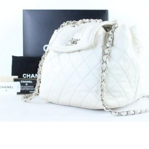 LIMITED! Chanel Quilted Convertible Backpack